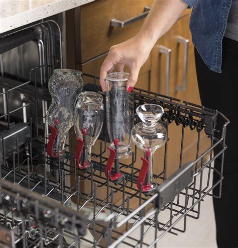 ge profile stainless steel interior dishwasher  hidden controls pdtssjss ge appliances