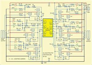 Simple Tester For 74xx04 And 74xx14 Ics