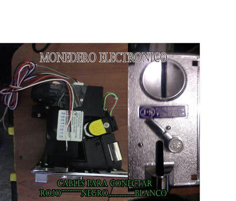 solucionado como conectar un monedero electronico para una rockola yoreparo