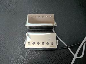 Paul Reed Smith Prs  7 Treble  U0026 Bass Humbucker Pickups W
