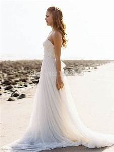 2016 summer beach wedding dress sweetheart lace wedding With long beach wedding dress