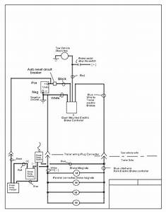 Trailer With Brakes Wiring Diagram
