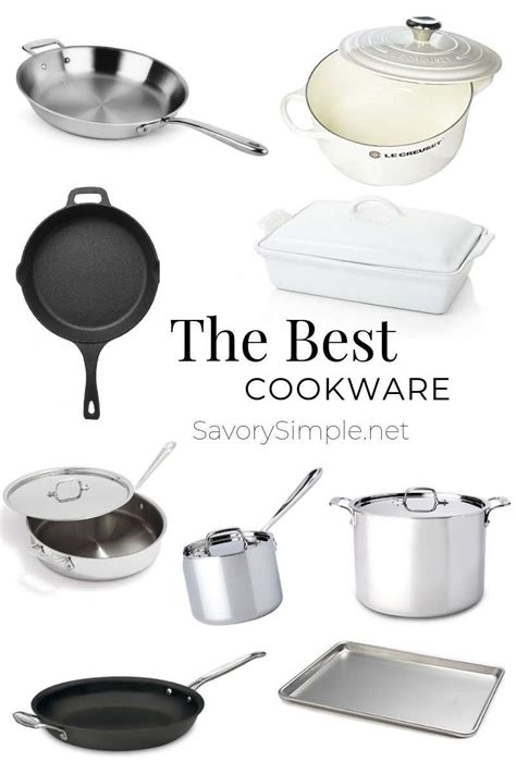 cookware kitchen cook should every own savorysimple recipes beginners cast