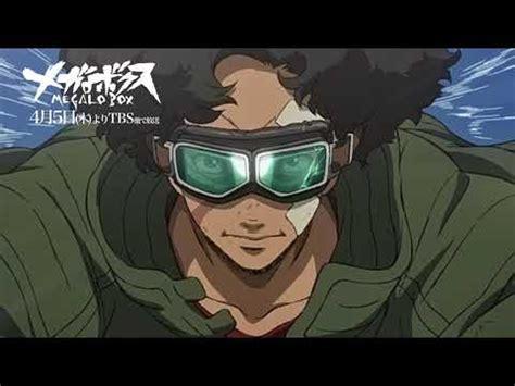 megalobox anime previa dos primeiros minutos