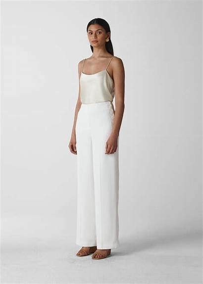 Silk Cami Whistles Strip Dresses