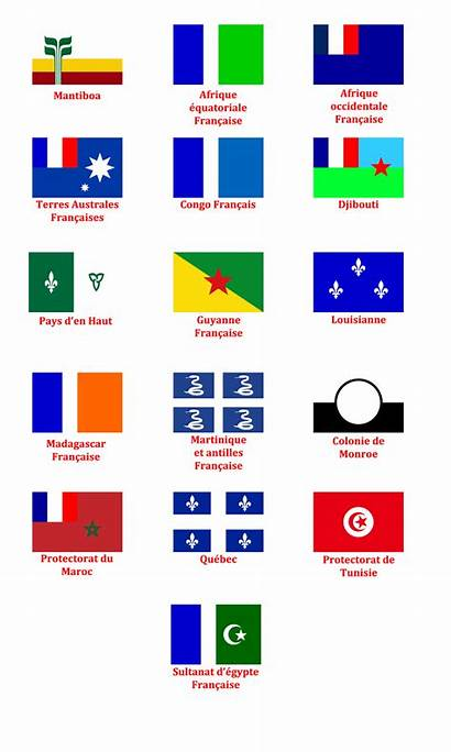 French Empire Flags Greater Deviantart Mapping Flag