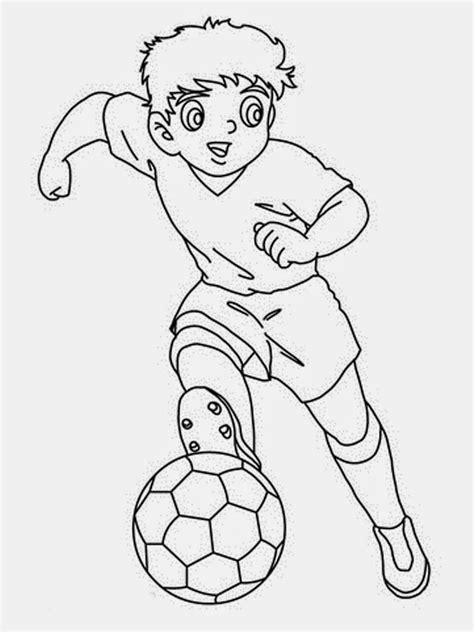 Kleurplaat Messi Ronaldo by Football Colouring Pages Ronaldo Colouring