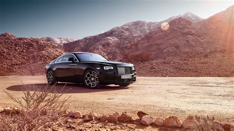Rolls Royce Wraith 4k Wallpapers by Rolls Royce Wraith Black Badge 4k Wallpapers Hd