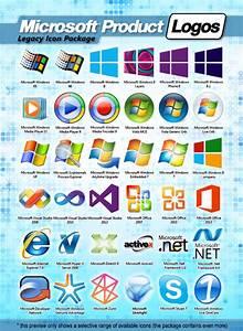 Microsoft Product Logos by MTB-DAB on DeviantArt