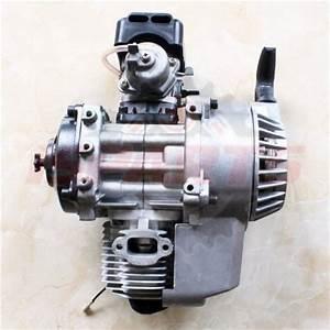 Manual Racing Engine Mini Pocket Mini