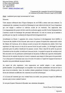 Modele De Lettre De Relance : exemple modele lettre de motivation candidature spontan e 2018 ~ Gottalentnigeria.com Avis de Voitures