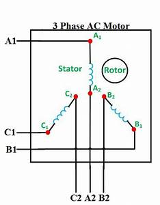 How To Connect 3 Phase Motors In Star And Delta Connection