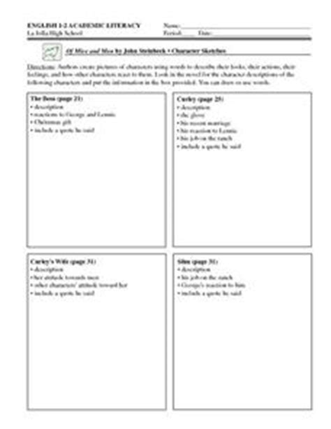 Of Mice And Men Vocabulary Worksheets Free Worksheets Library  Download And Print Worksheets