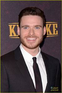 Johnny Simmons & Richard Madden Premiere 'Klondike' in NYC ...