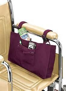 Walker Wheelchair Tote Bag Patterns