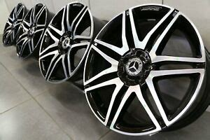 Quality service and professional assistance is provided when you shop with aliexpress, so don't. 19 Inch Alloy Rims Mercedes AMG E-class W212 S212 A2124014602 Rims   eBay