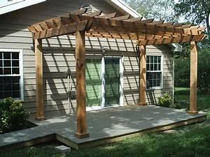 Pergola And Deck Plans Joy Studio Design Gallery - Best