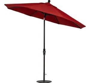 the deal umbrella cover 50 at crate barrel l a