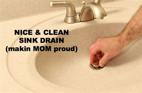 how to clean your kitchen sink drain how to clean a stinky sink drain and instantly stop 9365