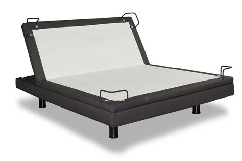 Reverie Adjustable Beds by Reverie 7s Supreme Wireless Electric Adjustable Bed Base