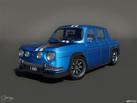 renault gordini r8 3d google and search on pinterest