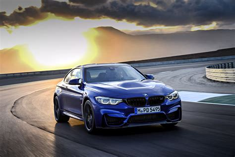 The Bmw M4 Cs Is A Successor To