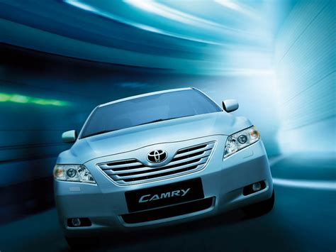 wallpapers toyota camry car wallpapers