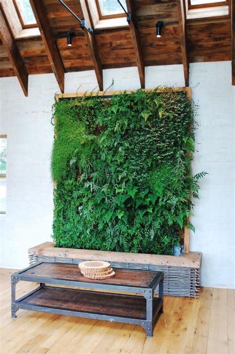 How To Make Vertical Garden Indoor Living Wall by 10 Best Ideas About Indoor Vertical Gardens On