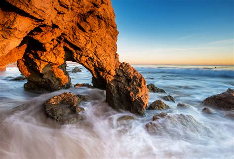 El Matador State Beach, Malibu, Ca  California Beaches