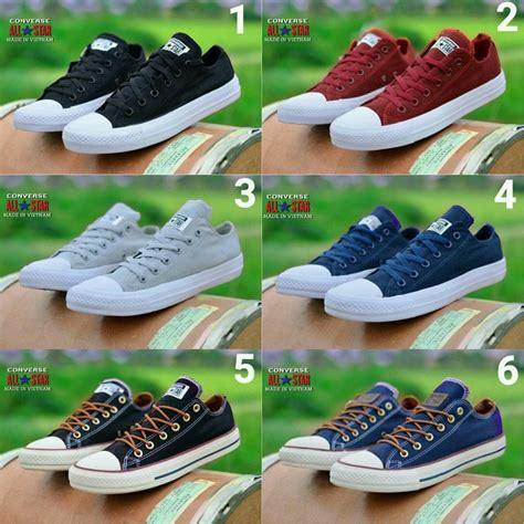 Harga Sepatu Converse Yg Asli terbaru sepatu all converse murah asli