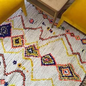 Petit Tapis Berbere : tapis berb re et tapis kilim bien les entretenir marie claire ~ Teatrodelosmanantiales.com Idées de Décoration