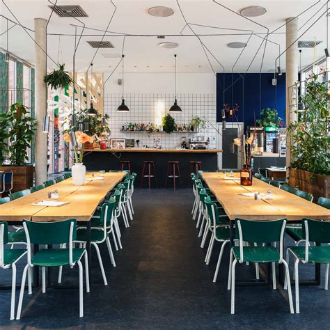 Restaurants Nähe Botanischer Garten Berlin by Caf 233 Restaurant Bar Selig In Neuk 246 Lln Berlin Creme Guides