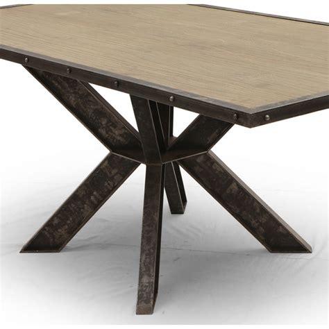 canape d angle exterieur table salle à manger industriel york pied central ipn