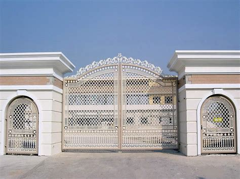 interior gates home home interior designs design of the gate at the mansion