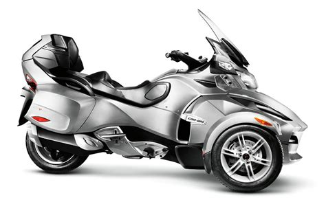Brp Recalls 2010 Can-am Spyder Rt For Brake Pedal Flaw