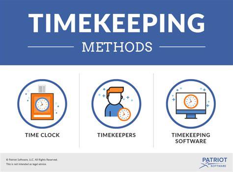 Flsa Timekeeping Requirements  Flsa Rounding Rules And More