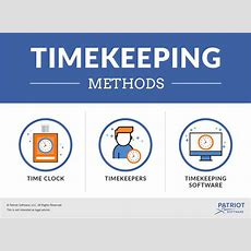 Flsa Timekeeping Requirements  Flsa Rounding Rules And More