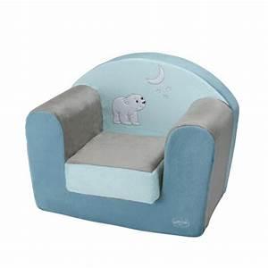 Fauteuil Pour Bébé : fauteuil pour b b flocon l 39 ourson ~ Teatrodelosmanantiales.com Idées de Décoration