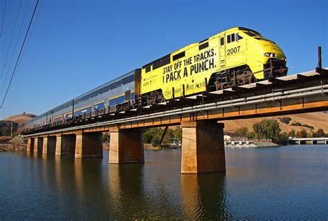 Amtrak California - Operation Lifesaver