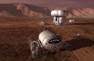 How Do We Colonize Mars? - Universe Today