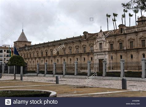 Sede Parlamento La Sede Parlamento Andaluz En La Provincia De Sevilla