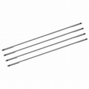 Stanley 15TPI Coping Saw Blades - 4 Pack   Bunnings Warehouse