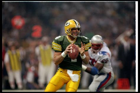 Super Bowl 2011 Comparing The Green Bay Packers 1996 And