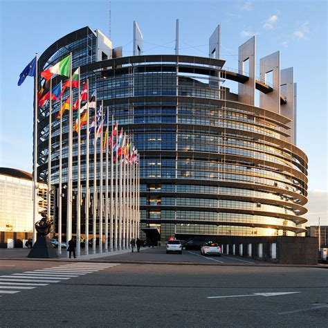 Europaparlament In Strasbourg by Wiki The European Parliament In Strasbourg