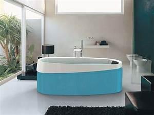 Baignoire Ilot Contre Mur : exclusivit jacuzzi votre baignoire est unique ~ Nature-et-papiers.com Idées de Décoration
