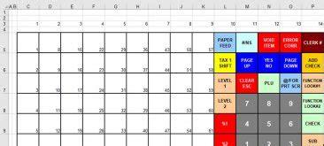 sams keyboard layout template program