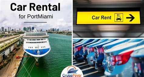 Rent A Car Miami Cruise by Ultimate Guide To Miami Cruise Car Rentals