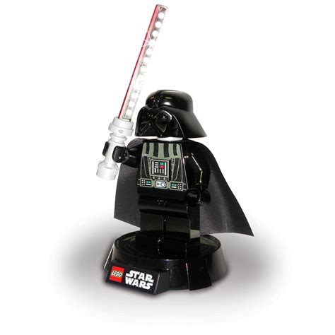 lego wars new led lite torch darth vader mini figure desk light l ebay