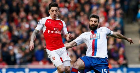 Arsenal vs Crystal Palace live score and goal updates from ...