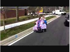 Hahaha fette Leute auf einem Rollstuhl YouTube